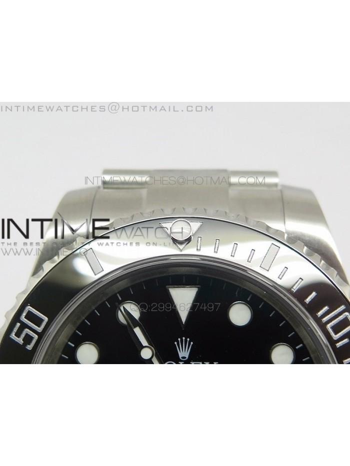Submariner BP 116610 LN V2 Version SS Case Black dial On Miyota 9015