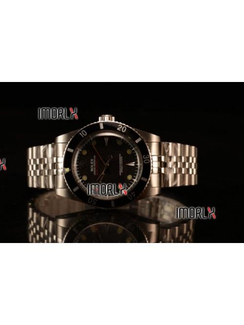 Rolex Milgauss Vintage Steel Case With Black Dial ...