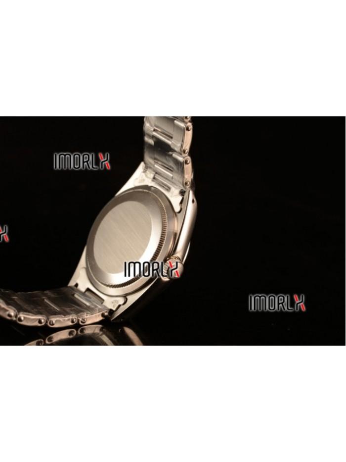 Rolex Milgauss Vintage Steel Case With Black Dial White Dot Oyster Bracelet
