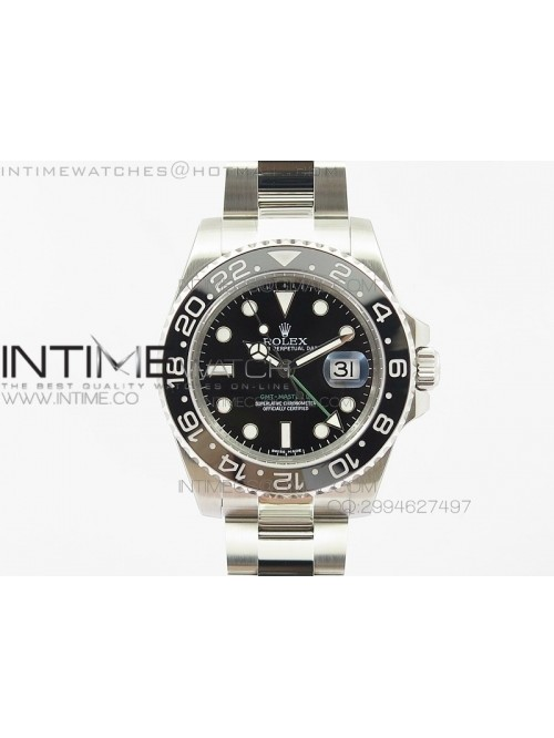 GMT-Master II 116710 LN Black Ceramic V7 1:1 Noob ...