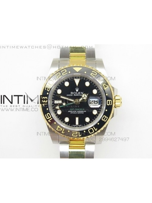GMT-Master II 116713 LN BP Best Edition YG Wrapped...