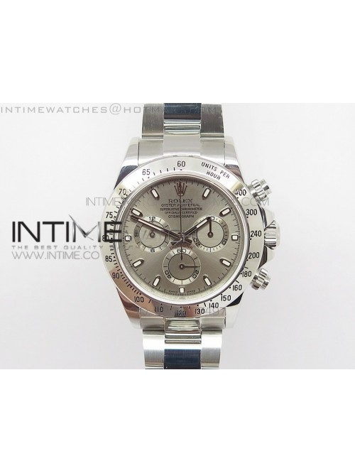 Daytona 116520 JF 1:1 Best Edition Silver Dial on ...