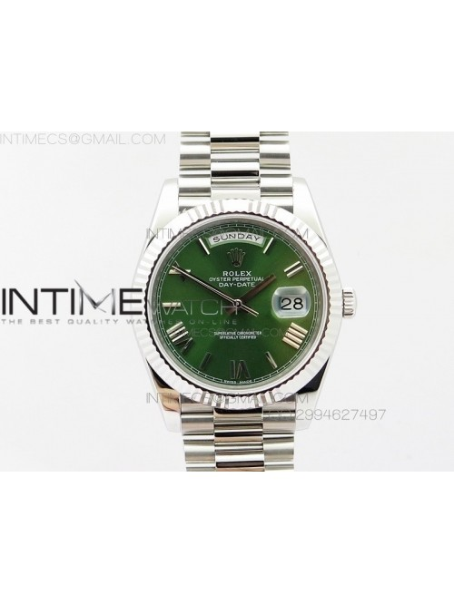 Day-Date 40 228235 Noob 1:1 Best Edition Olive Gre...