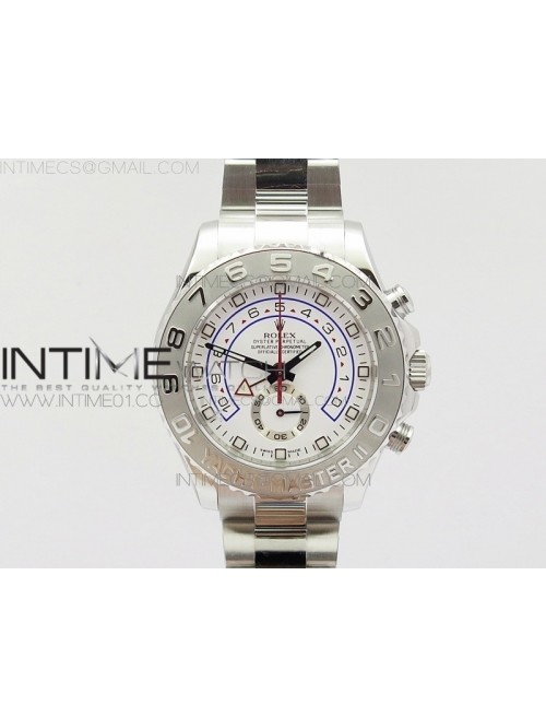 YachtMaster II 116689 SS JF 1:1 Best Edition White...