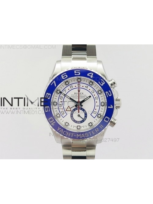 YachtMaster II 116680 SS JF 1:1 Best Edition White...