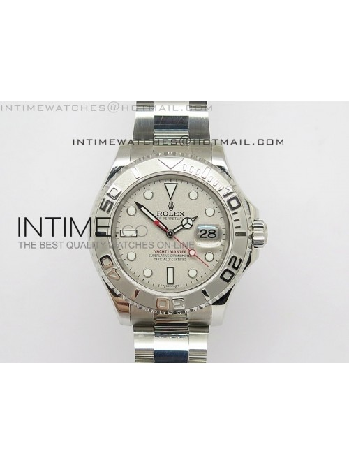 Yacht-Master 116622 JF V2 1:1 Best Edition Gray Di...