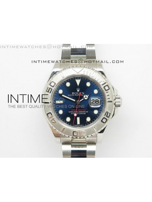 Yacht-Master 116622 JF V2 1:1 Best Edition Blue Di...