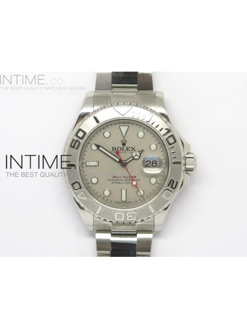 Yacht-Master 116622 JF Silver Dial on SS Bracelet ...