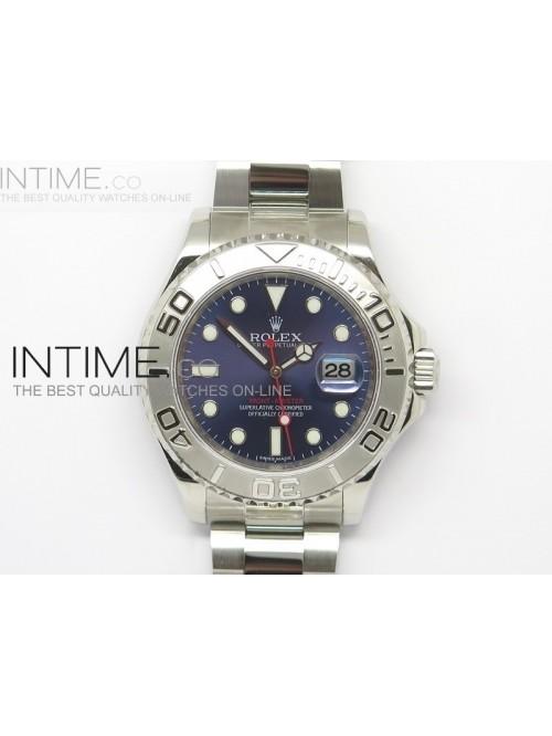Yacht-Master 116622 JF Blue Dial on SS Bracelet A2...