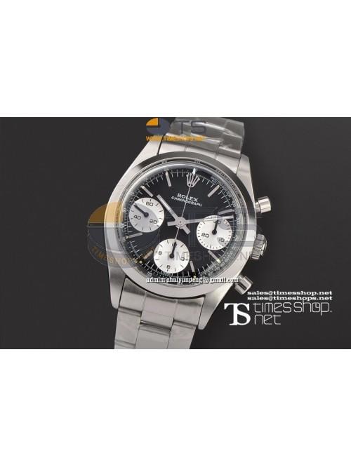RO8021 -  Vintage Chrono Black/White Dial SS/SS - ...