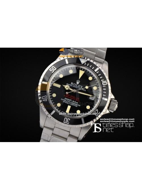 RO7411 -  Vintage Sea-Dweller Black Dial SS/SS