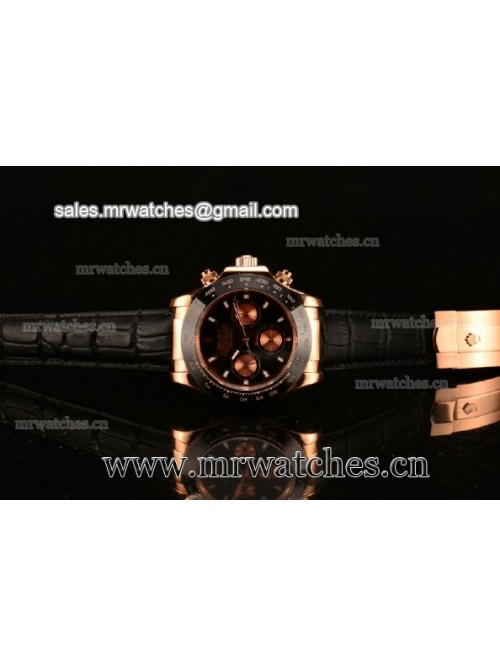 Rolex Daytona II Rose Gold Mens Watch - 116515 LNp...