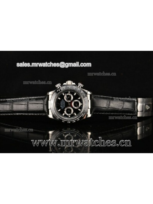 Rolex Daytona II Steel Mens Watch - 116519bksbk