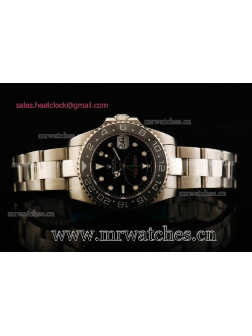 Rolex GMT-Master II Full Steel Mens Watch - 116710...